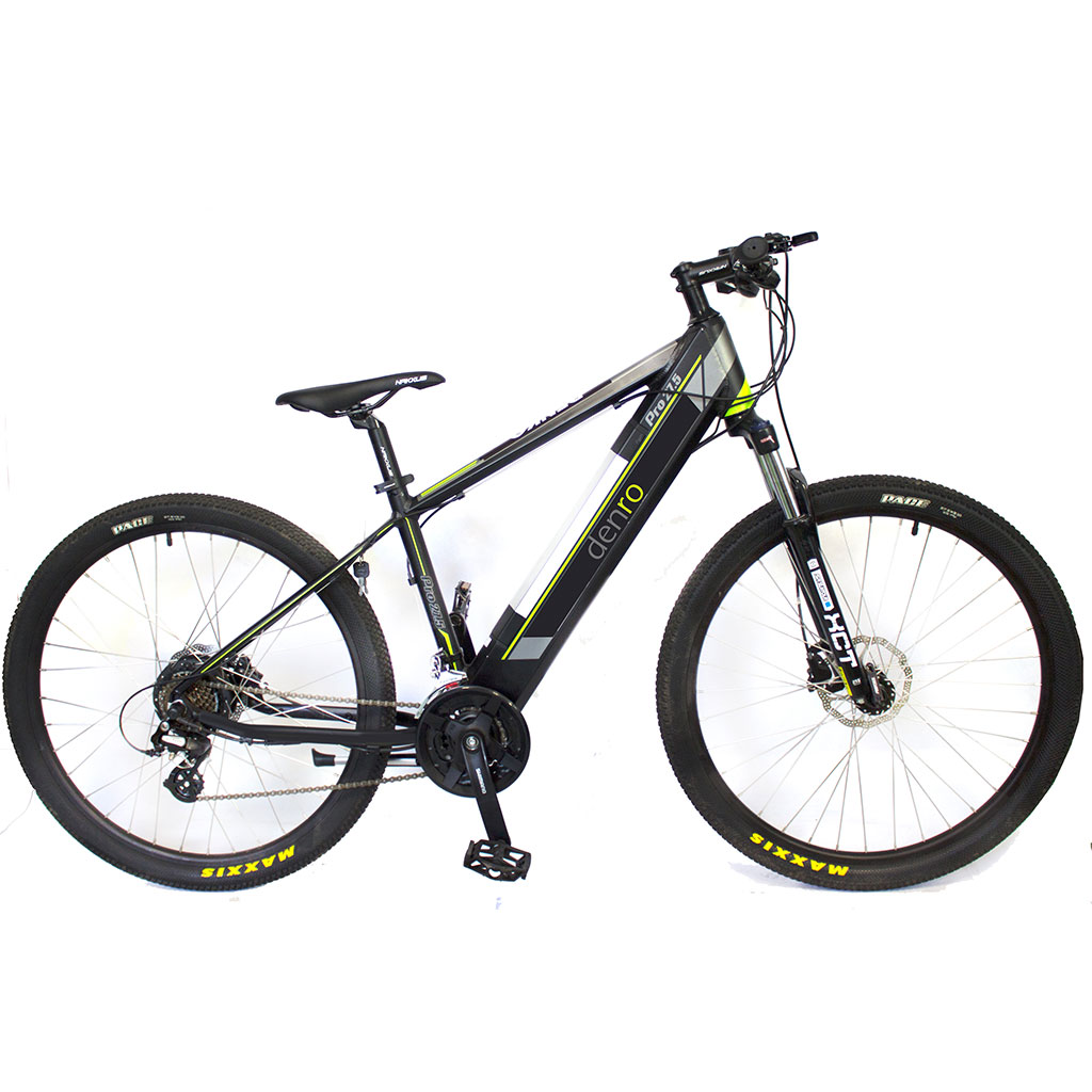 دوچرخه برقی دنرو نکسوس
