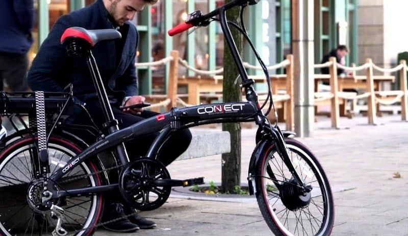 دوچرخه تاشو برقی مخصوص کودک و نوجوان