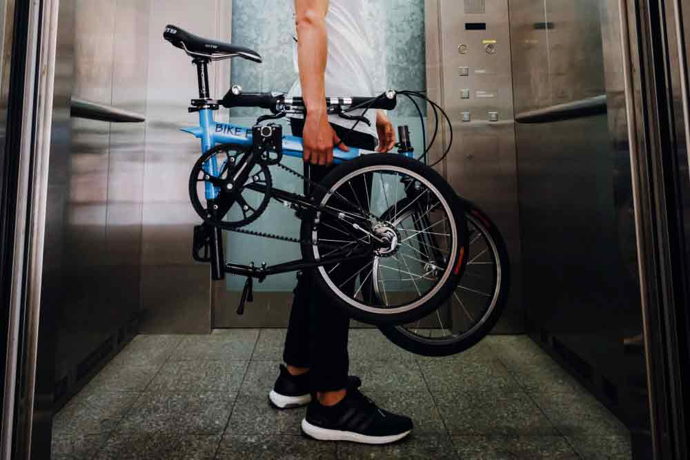 فروش دوچرخه تاشو