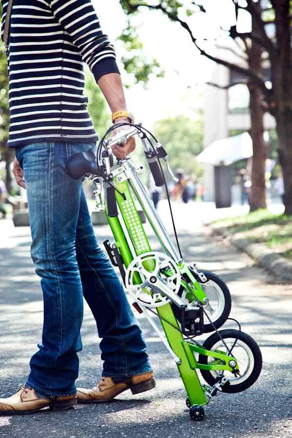 فروشگاه دوچرخه تاشو