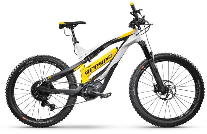دوچرخه برقی G6-2 EXPERT FS