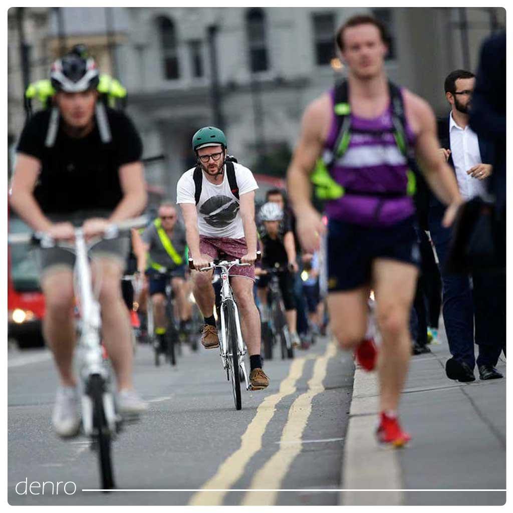 عکس دوچرخه سواری 1