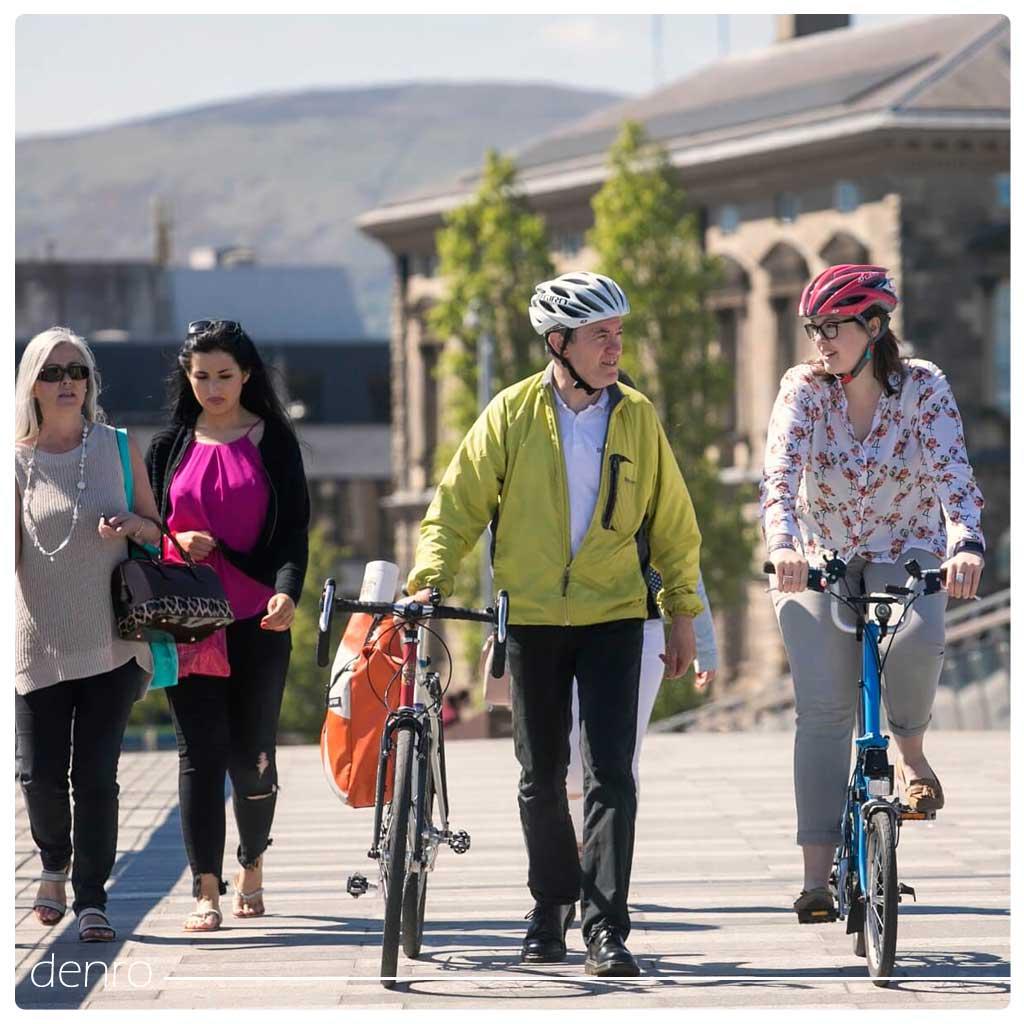 دوچرخه سواری مزایا