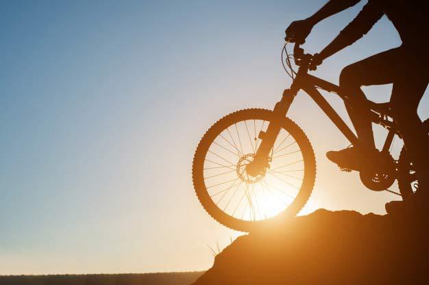 بی خوابی و دوچرخه سواری