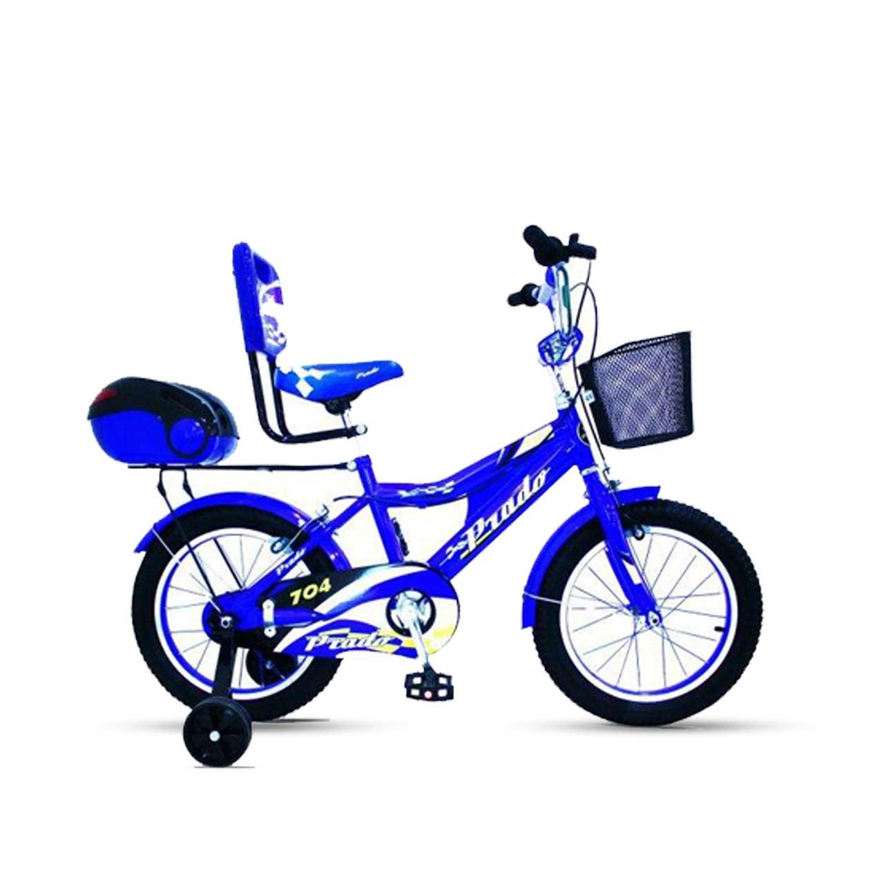 دوچرخه کودک پرادو مدل HR704 سایز ۱۶