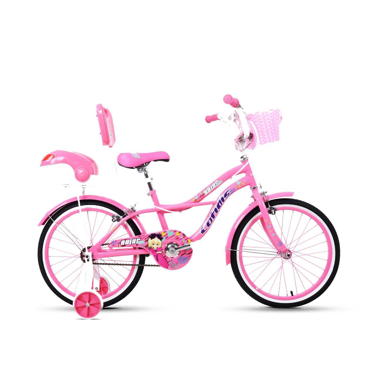 دوچرخه نوجوان کافیدیس مدل HR001 سایز ۲۰
