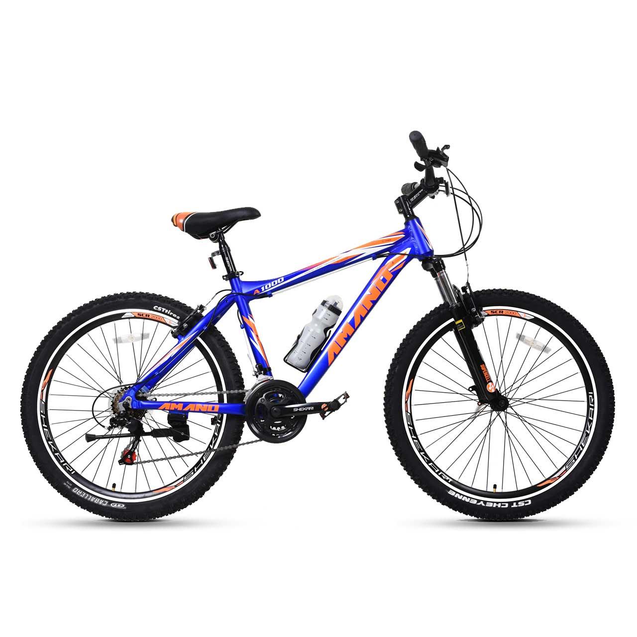 دوچرخه کوهستان آمانو مدل A1000 سایز ۲۶