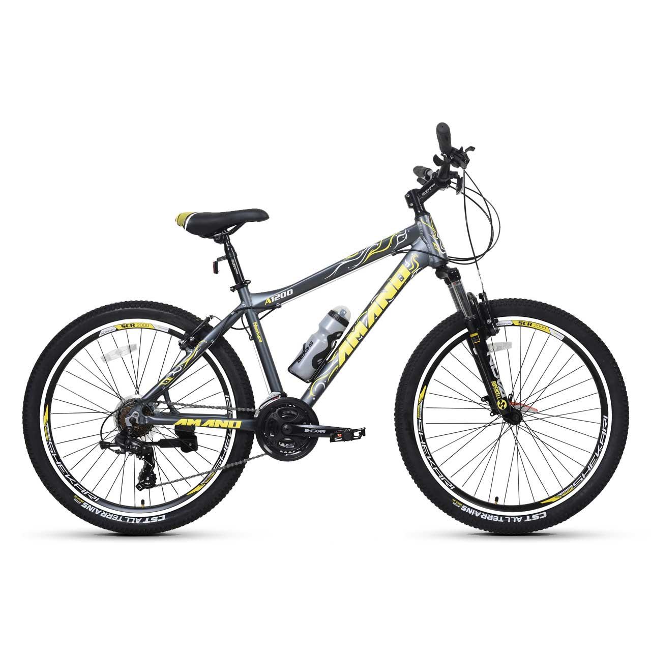 دوچرخه کوهستان آمانو مدل A1200 سایز ۲۶