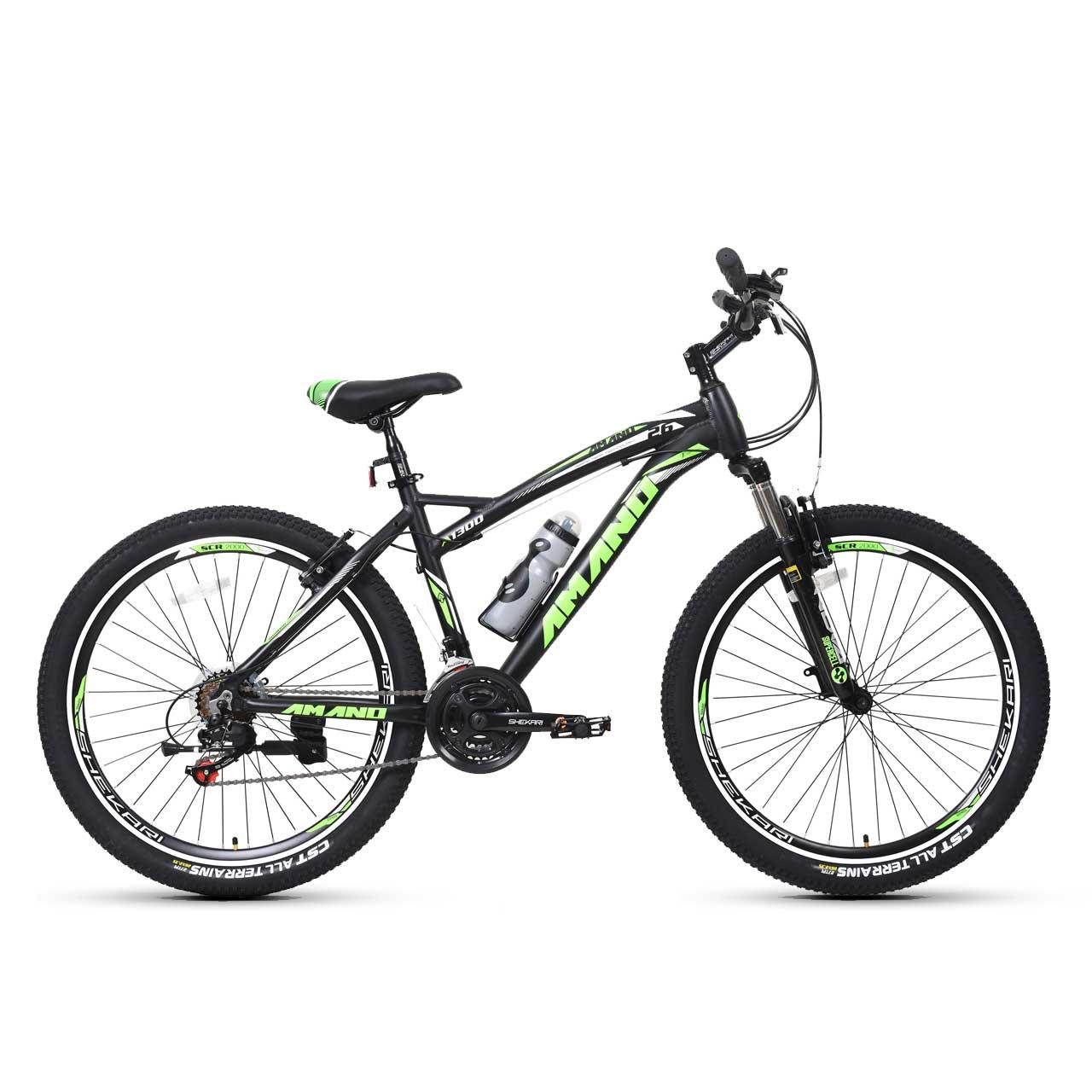 دوچرخه کوهستان آمانو مدل A1300 سایز ۲۶