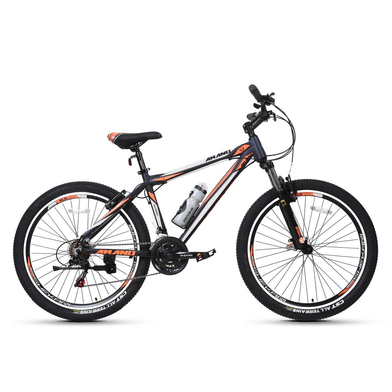 دوچرخه کوهستان آمانو مدل A1700 سایز ۲۶