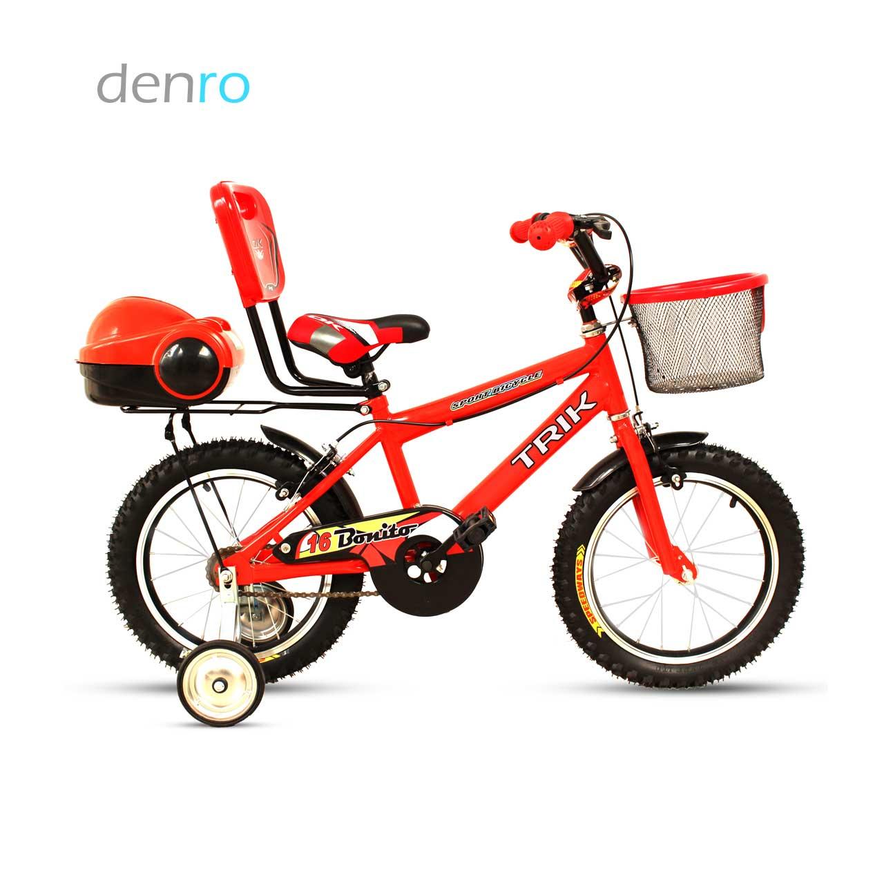دوچرخه نوجوان دنرو مدل Rush