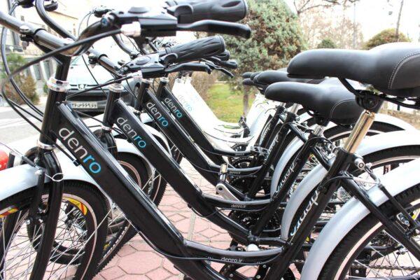 دوچرخه شهری دنرو مدل green