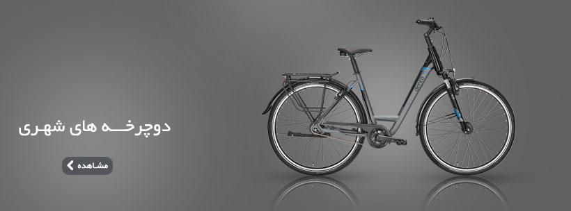 دوچرخه های شهری دنرو