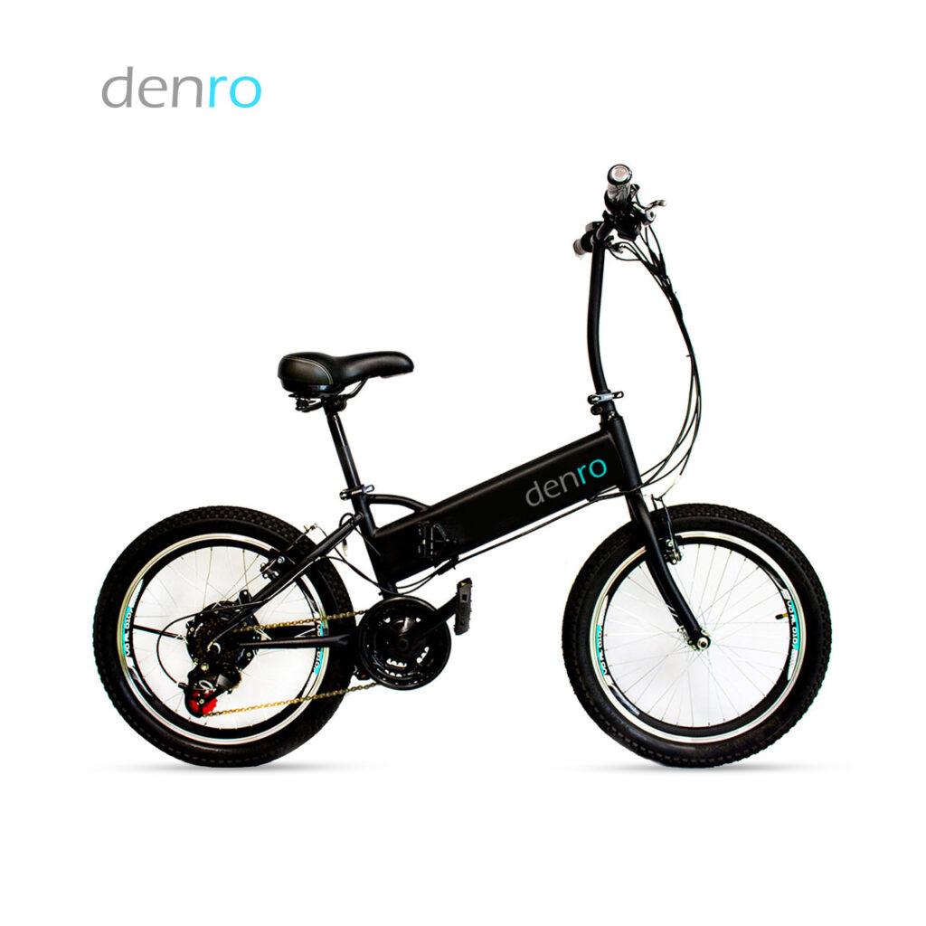 دوچرخه تاشو دنرو مدل فولد