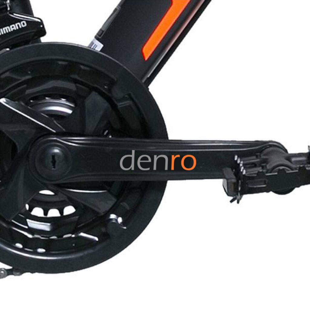 باتری متحرک دوچرخه برقی دنرو مدل naksus