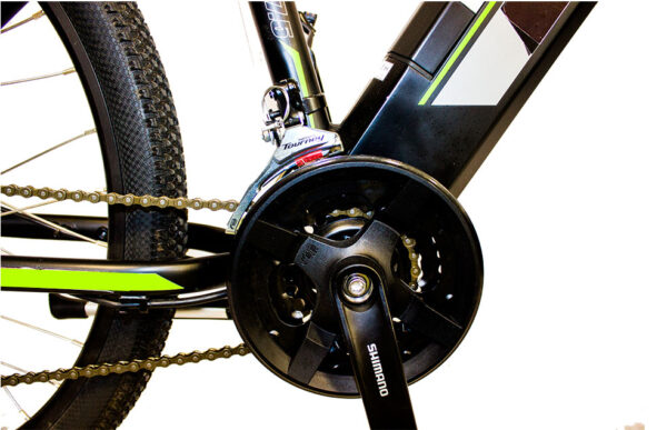دوچرخه برقی دنرو مدل naksus 350w