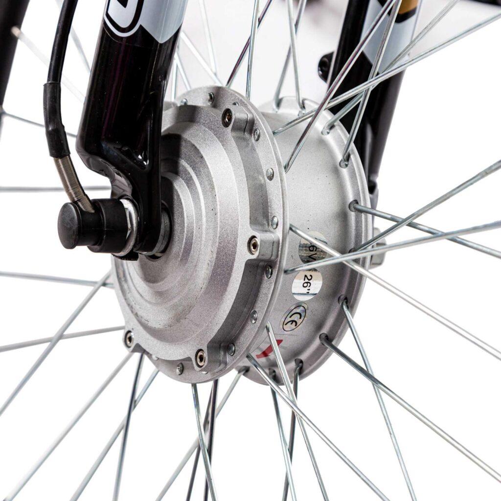 عکس گیربکس دوچرخه برقی دنرو الگانت3