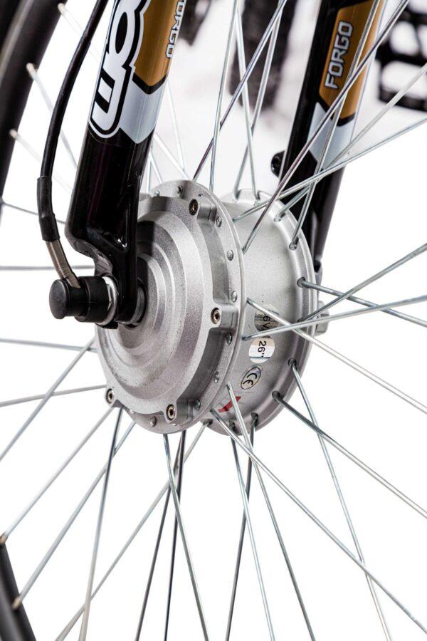 عکس دوچرخه برقی دنرو الگانت3