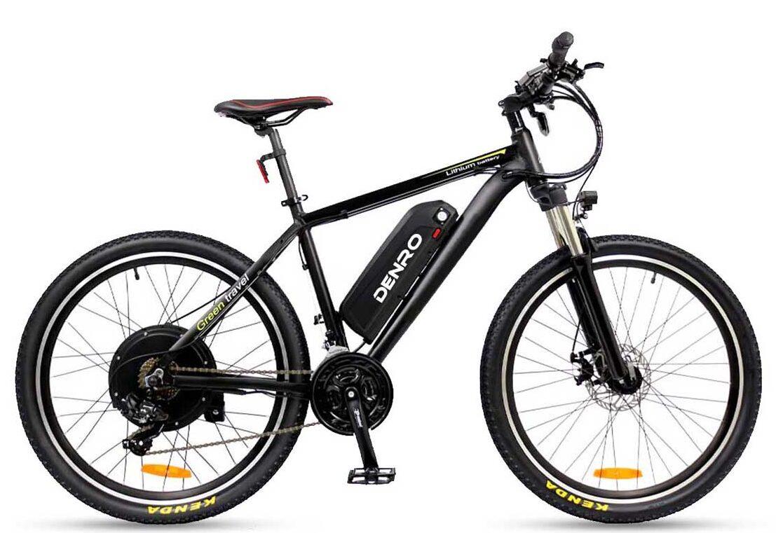 دوچرخه برقی 1000 وات گلدن