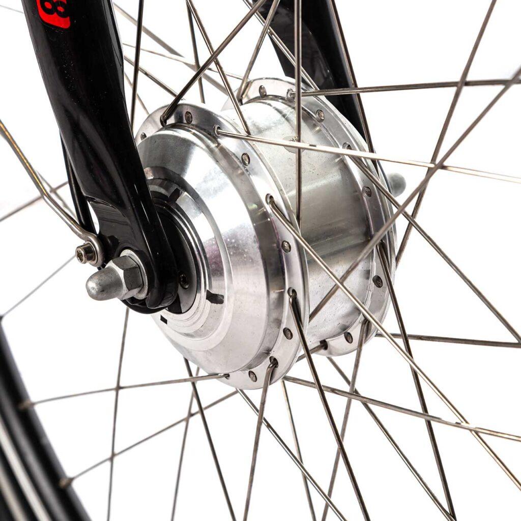 عکس دوچرخه برقی شهری دنرو کارو