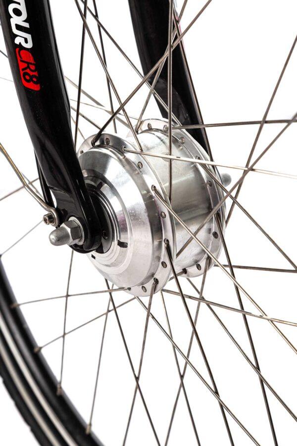 عکس دوچرخه برقی شهری دنرو کارو3