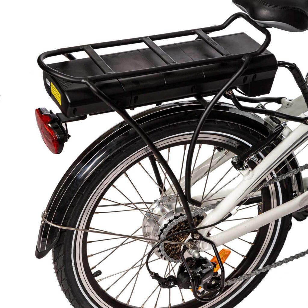 دوچرخه برقی تاشو سانا10