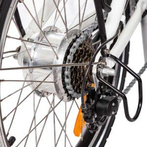 دوچرخه برقی تاشو سانا12