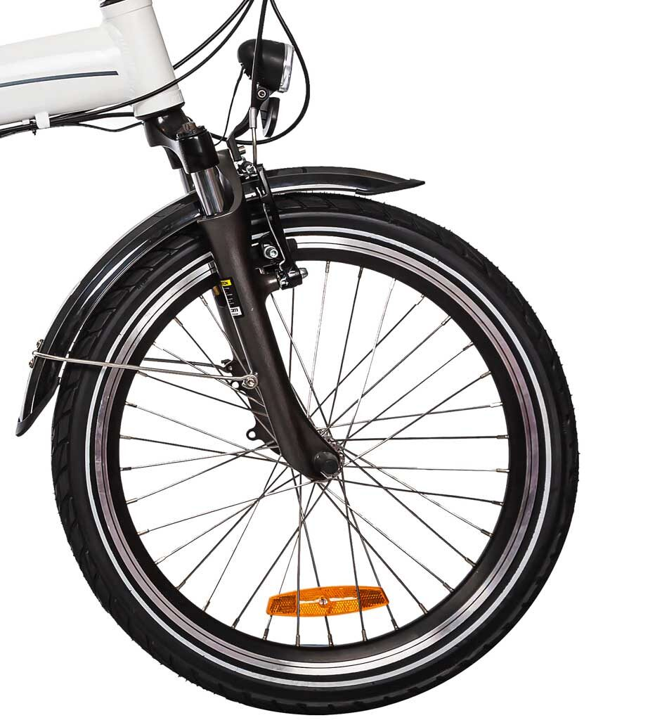 کمک فنر دوچرخه برقی تاشو سانا