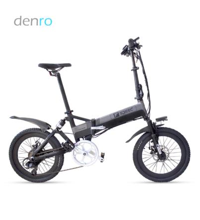 دوچرخه برقی تاشو ، دوچرخه برقی تاشو Trans S500