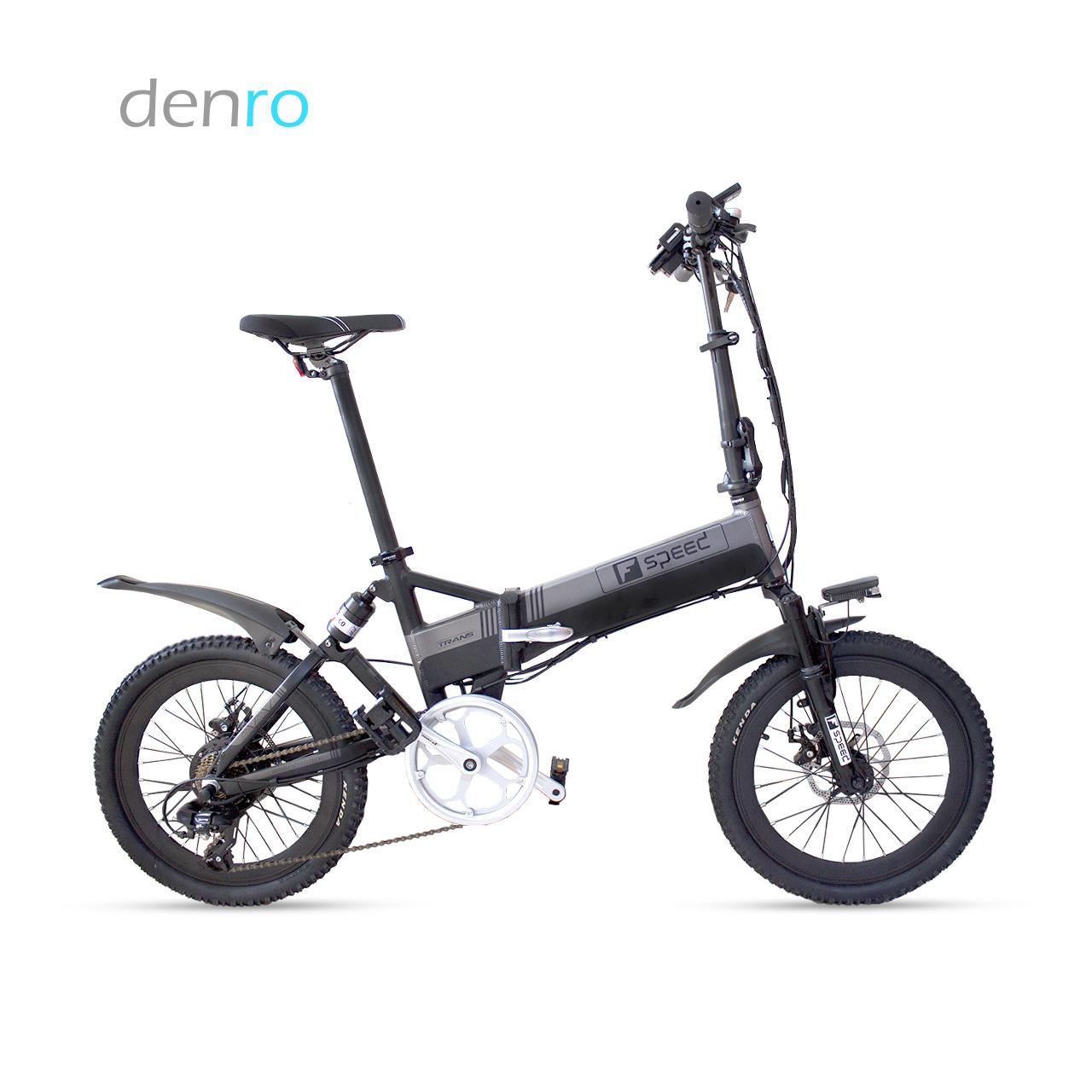 دوچرخه برقی تاشو Trans S500
