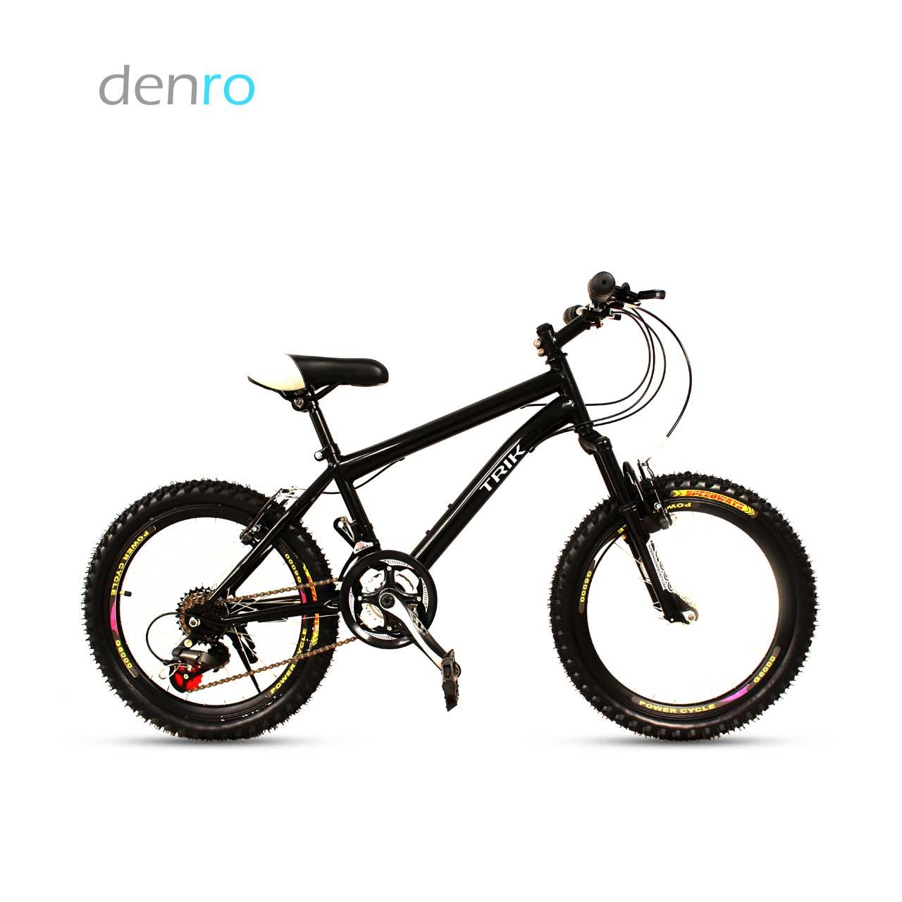 دوچرخه نوجوان دنرو مدل Rock
