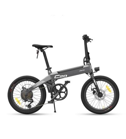 عکس دوچرخه برقی تاشو شیائومی