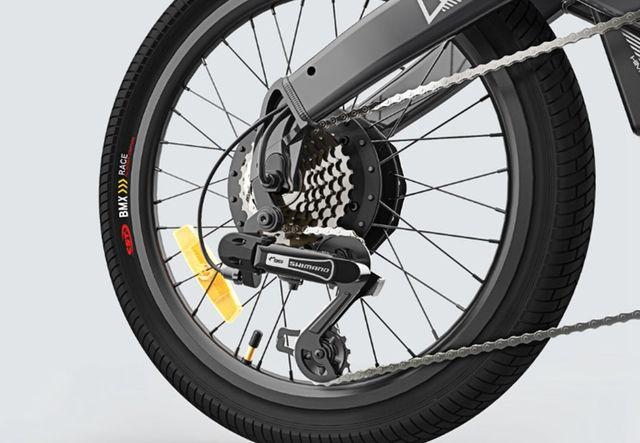 الکتروموتور دوچرخه برقی شیائومی مدل C20
