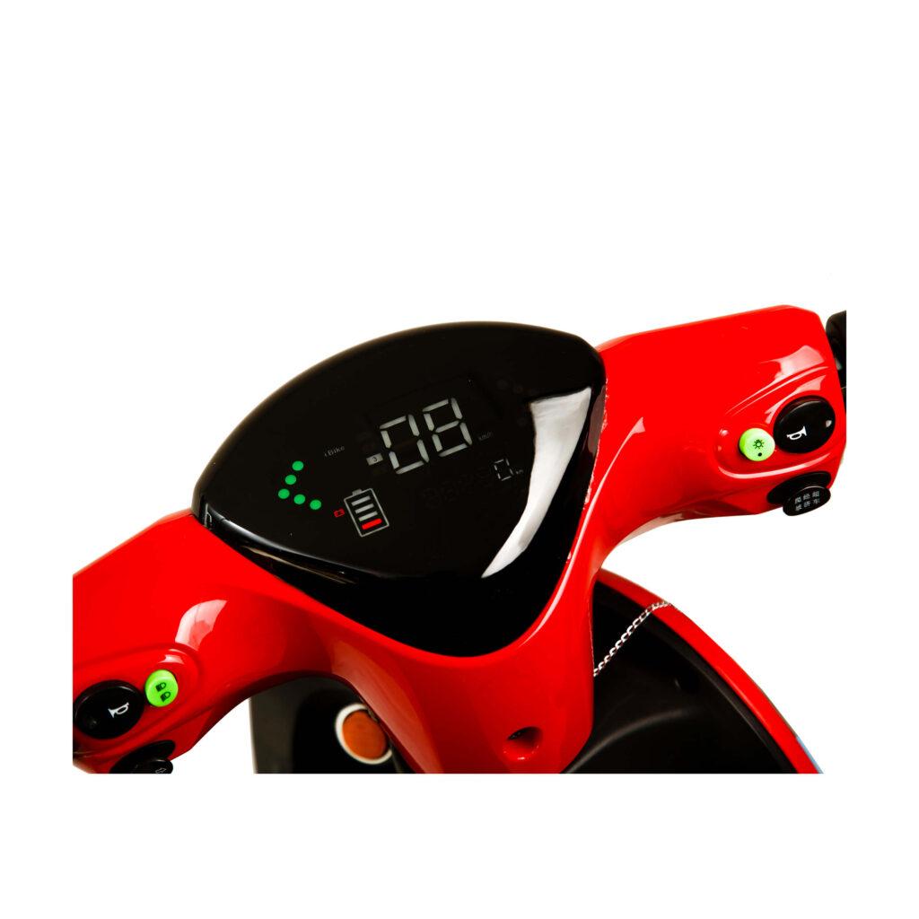 صفحه نمایش موتور برقی دنرو mt25-3
