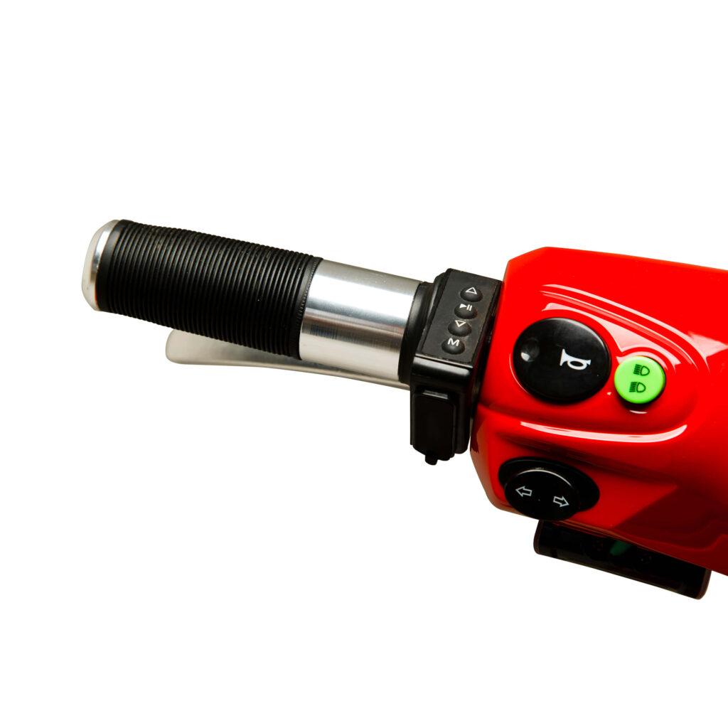 سیستم پخش موسیقی موتور سیکلت برقی دنرو mt25-7
