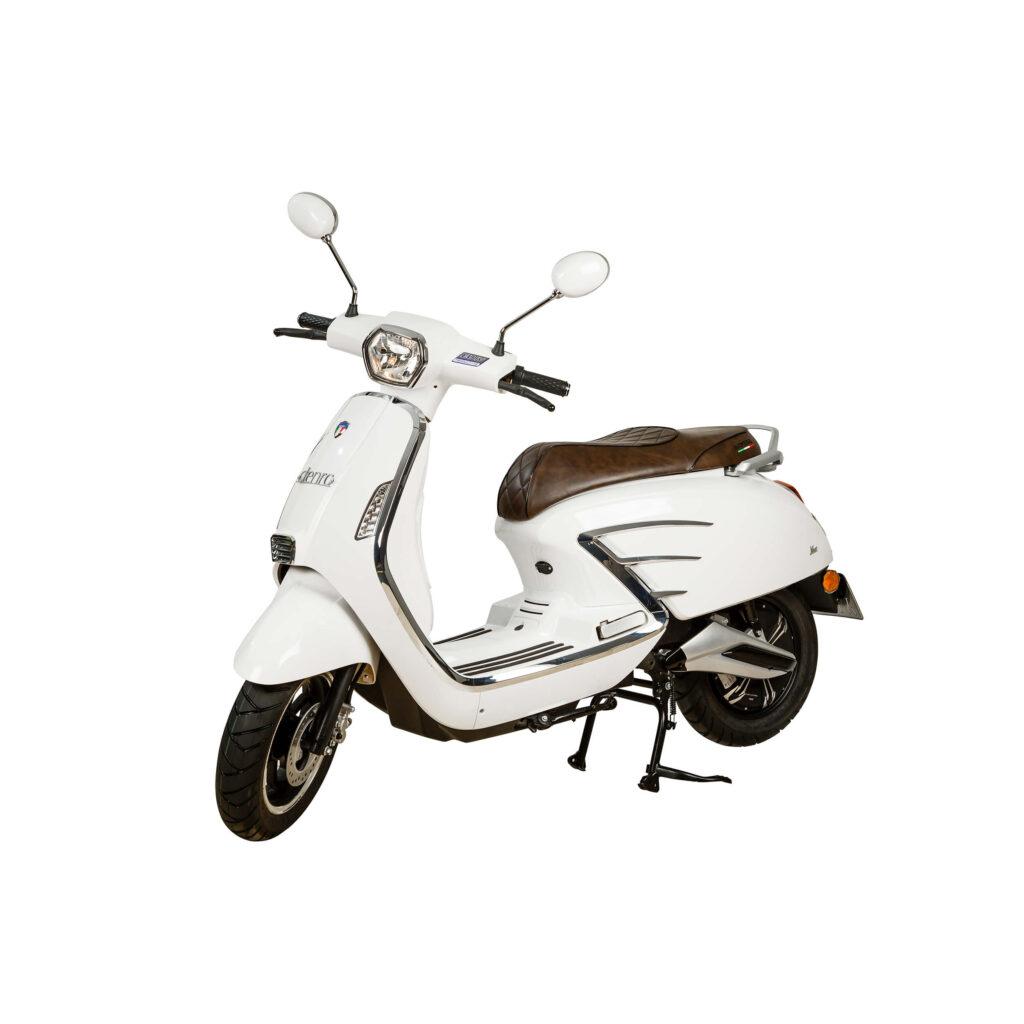موتور برقی طرح وسپا HT3000 رنگ سفید