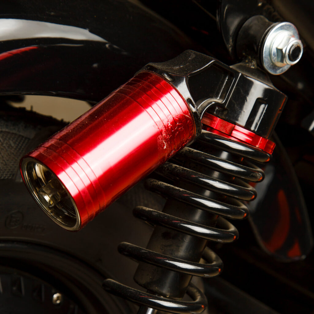 کمک فنر نرو و قوی موتور سیکلت برقی EH1200