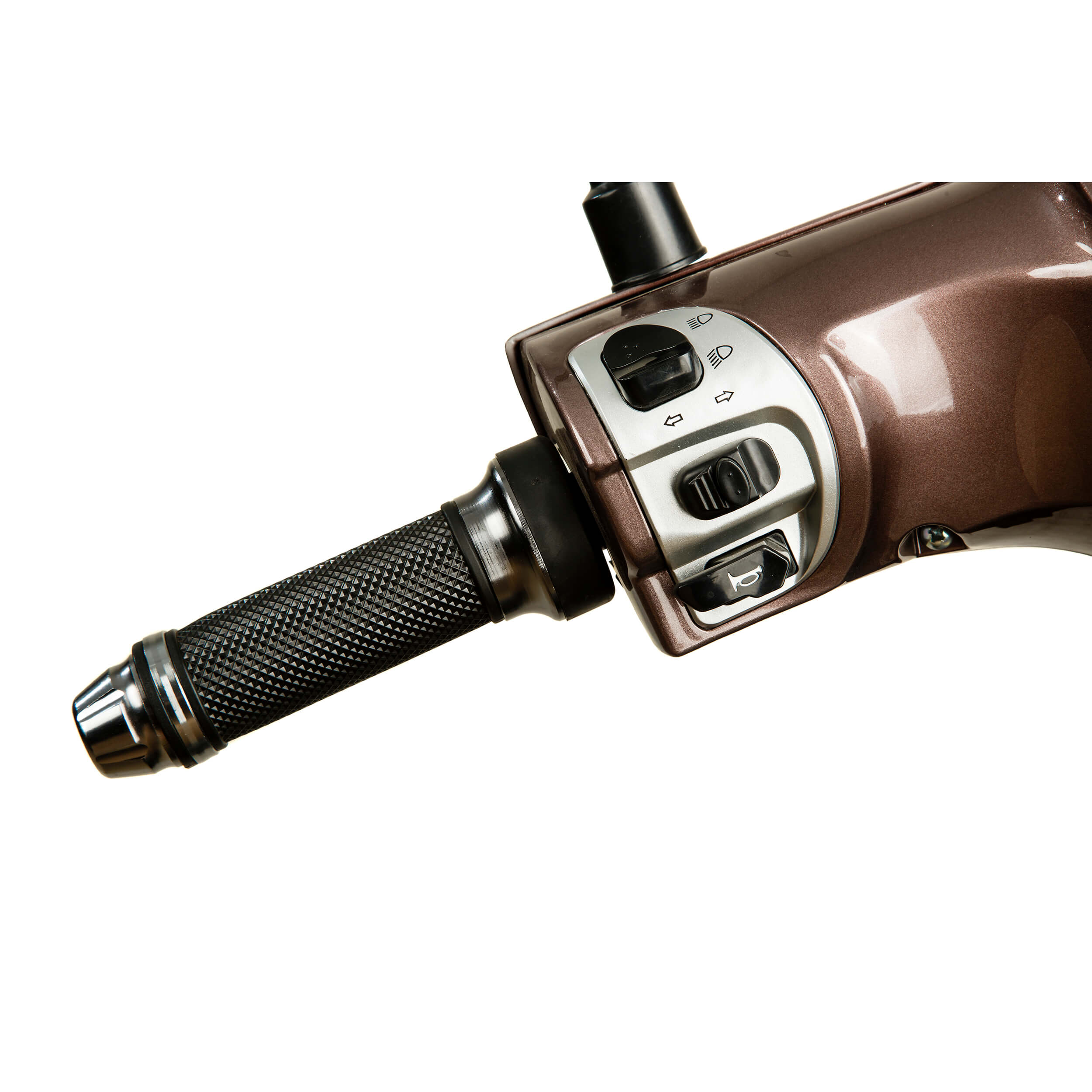 عکس موتور برقی طرح وسپا RS3000