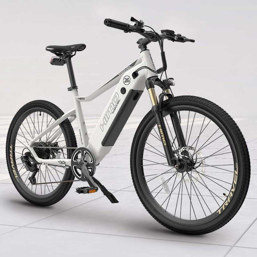 دوچرخه xiami ، دوچرخه برقی شیائومی C26 ، دوچرخه شهری