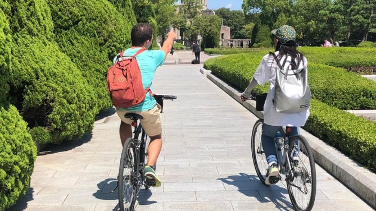 زمان مناسب برای دوچرخه سواری