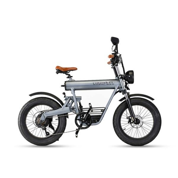 دوچرخه برقی coswheel