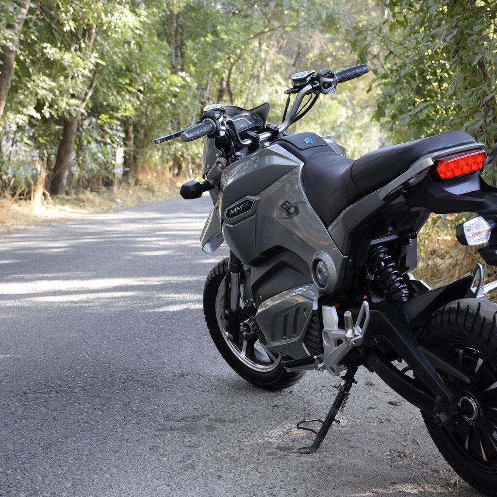 موتور سیکلت برقی SK6