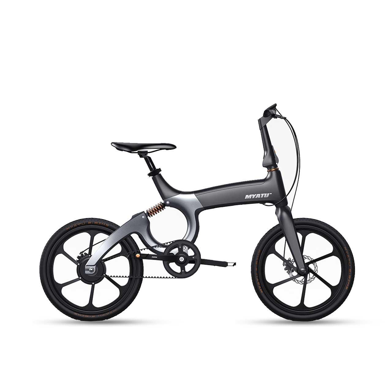 دوچرخه برقی myato