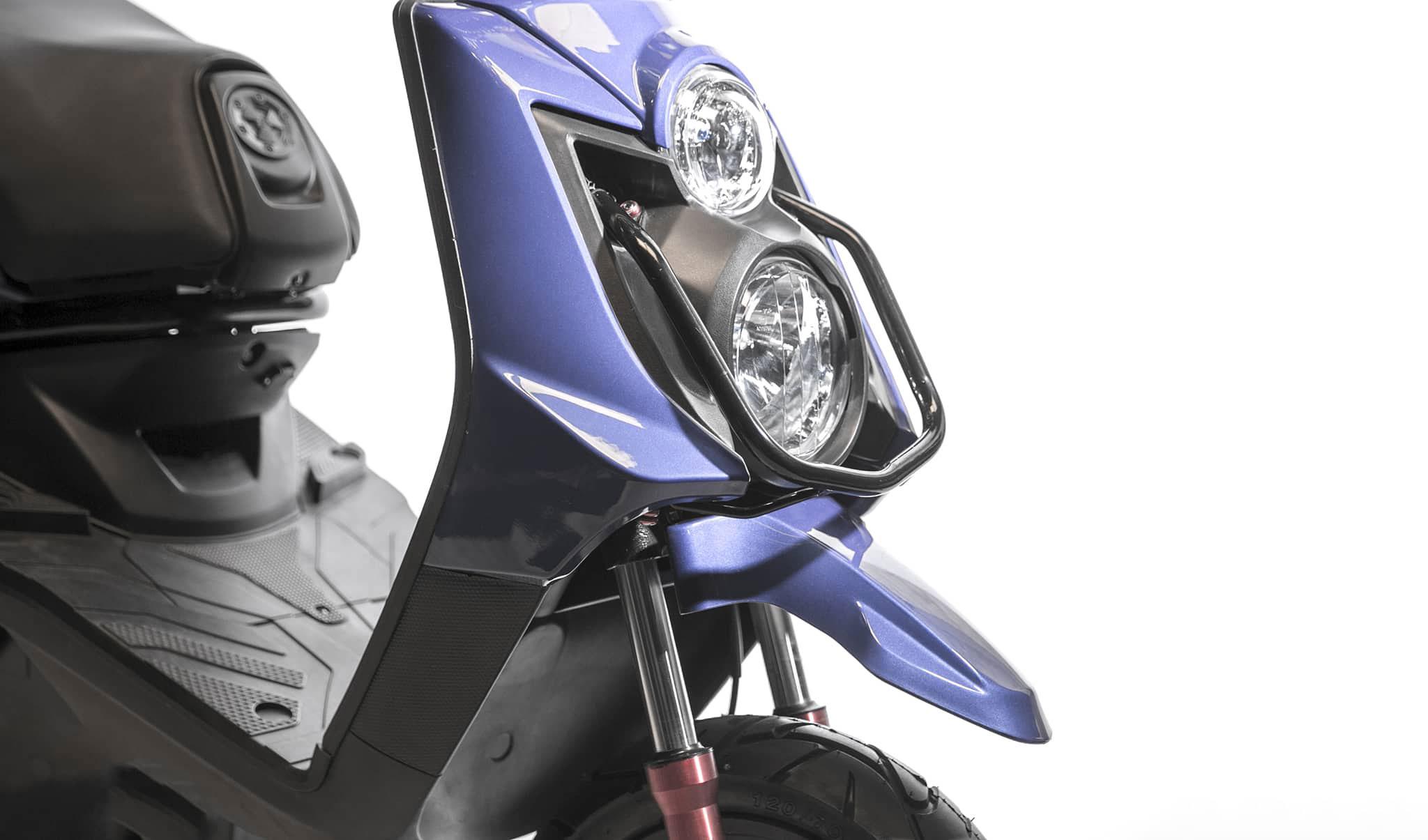 موتور سیکلت برقی RL5