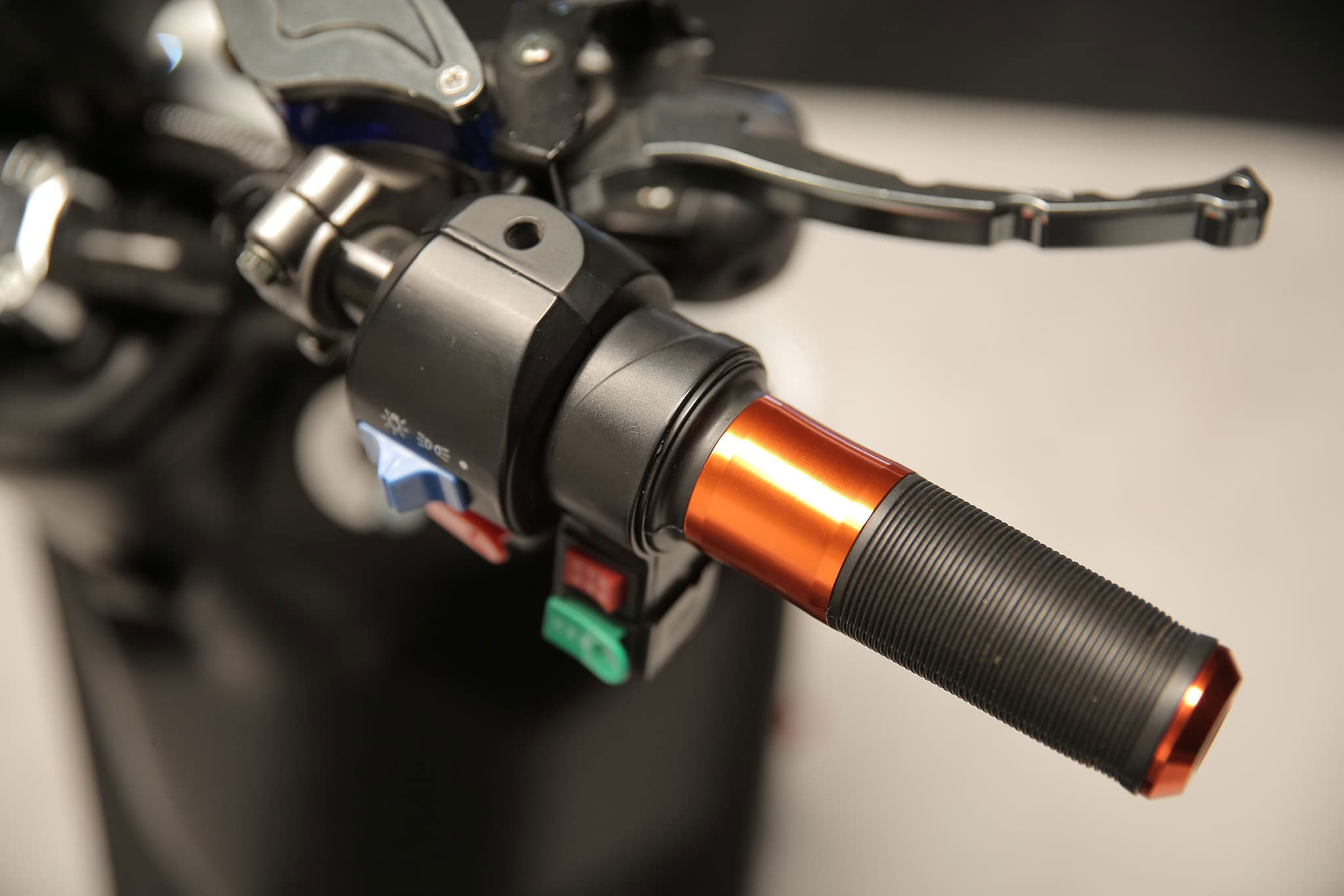 موتورسیکلت برقی مدل RL5