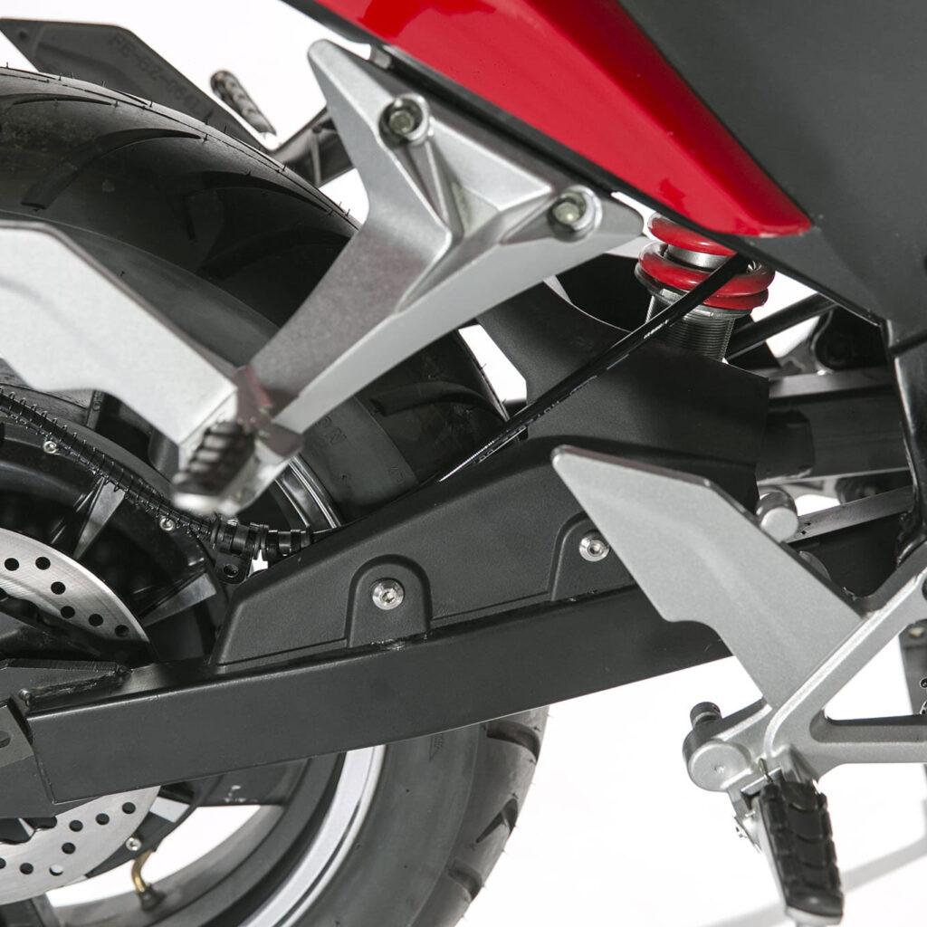 تصویر چرخ موتور سیکلت برقی SK6