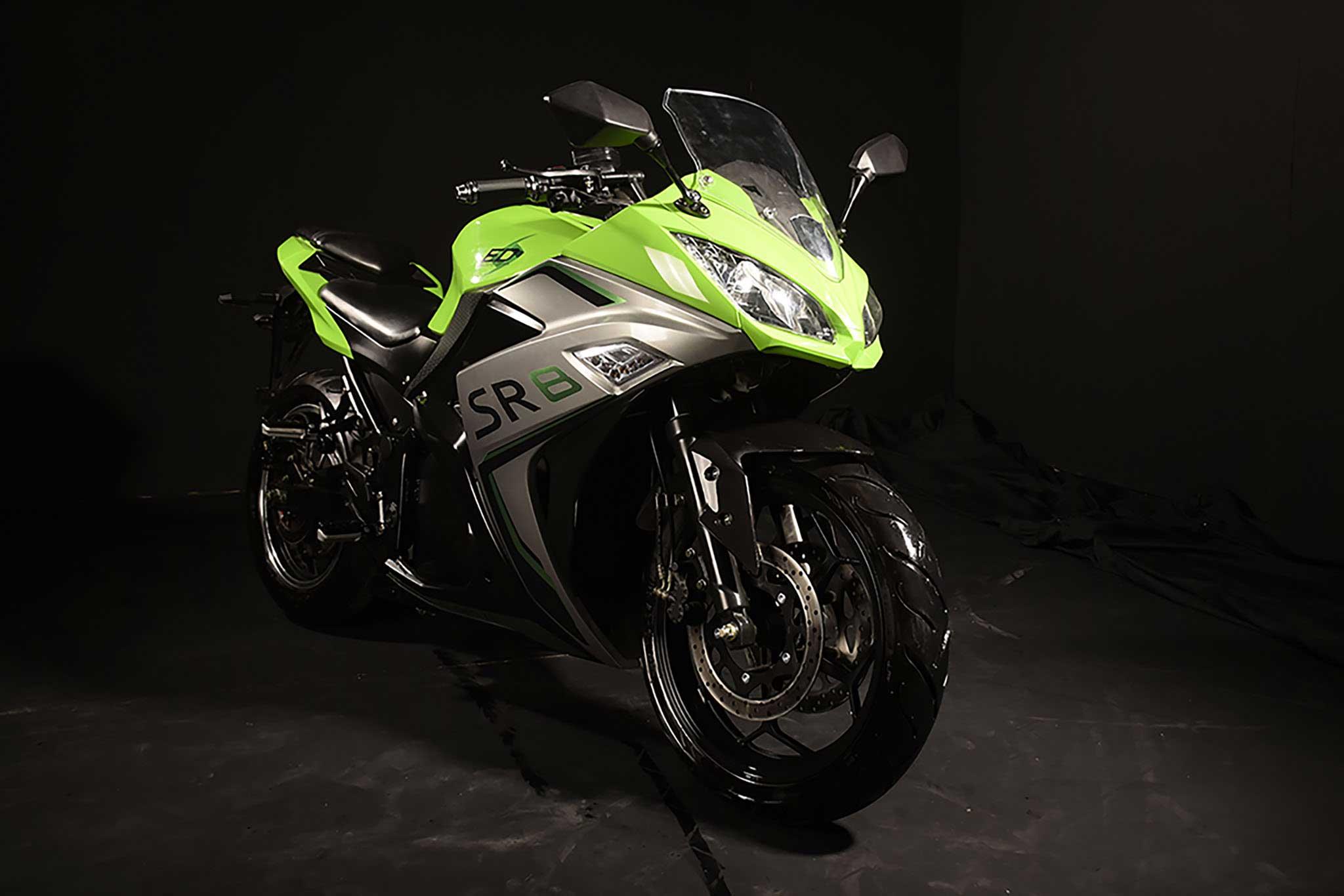 موتور سیکلت الکتریکی SR 7000