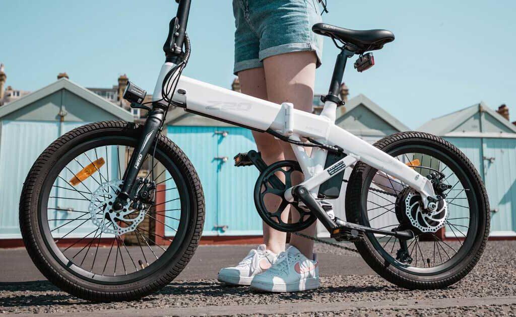 عکسی از Xiaomi دوچرخه