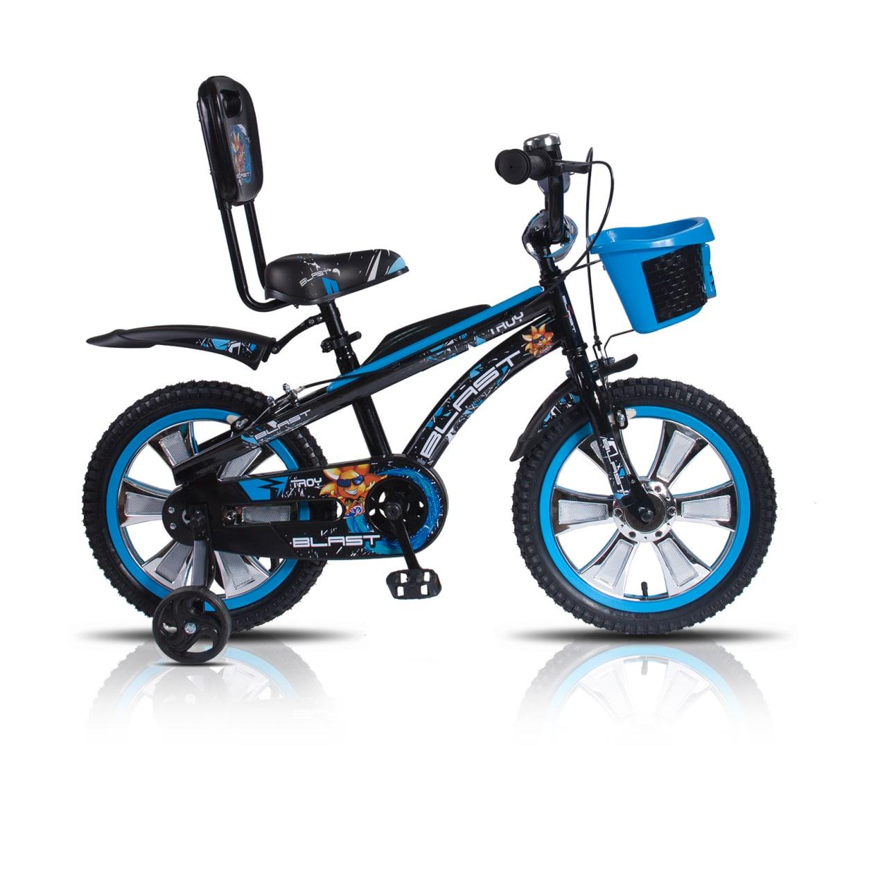 دوچرخه کودک troy 16