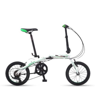 دوچرخه تاشو سبک compact